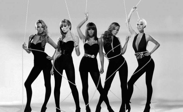 Девушки и веревки