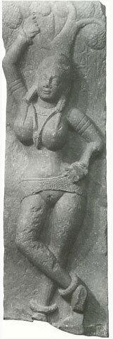 Древняя шумерская богиня ночи