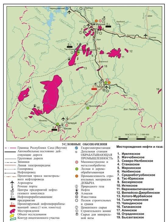 Уэльс, геолого-геофизическая изученность чиканского гкм большинстве случаев