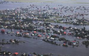 17 сёл оказались в зоне подтопления в Якутии - это более 800 дворов и 400 домов