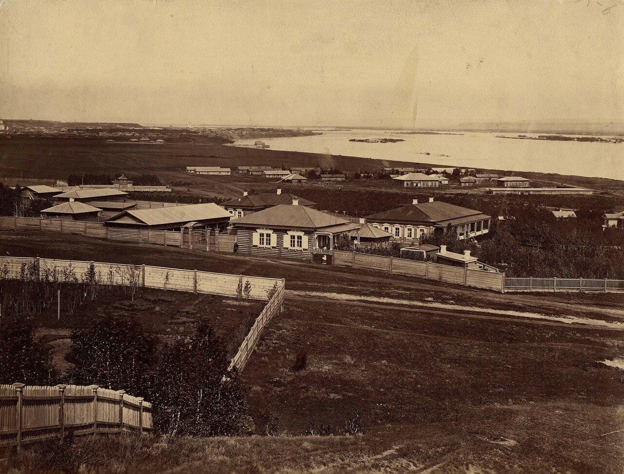 Окрестности Красноярска, конец 1880-х