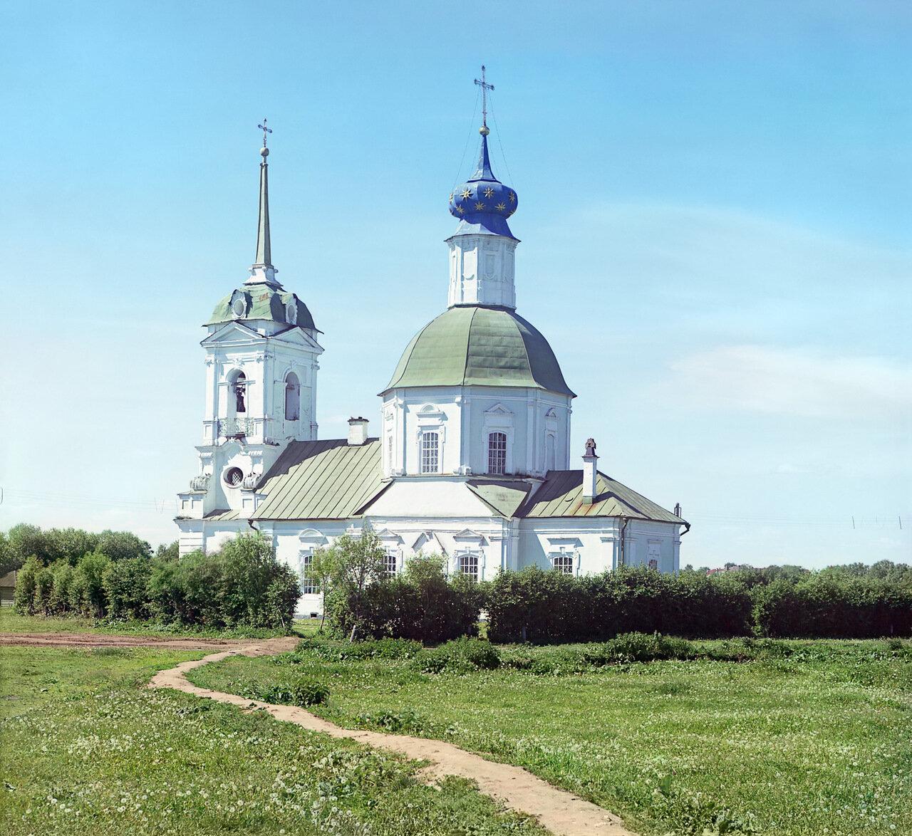 Церковь Николы в Капустниках