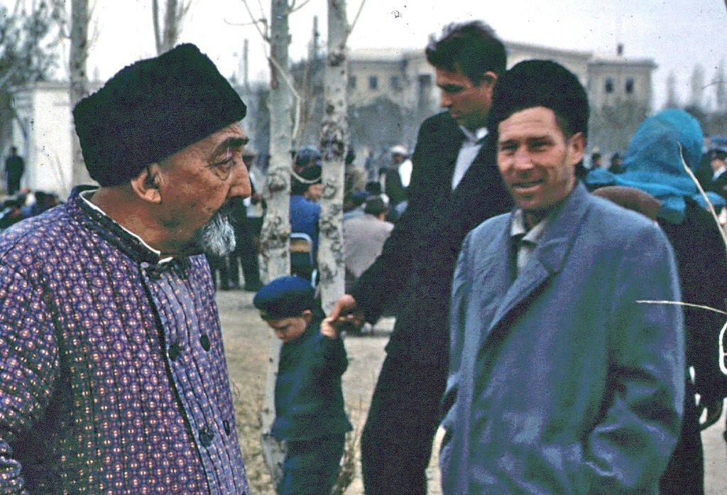 1966 a similar elder at the Lenin Prize rally