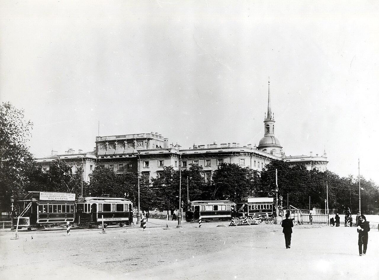 Михайловский (Инженерный) замок