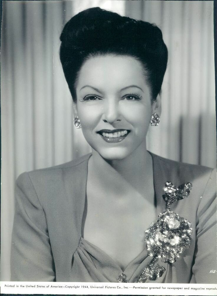1944. Гейл Сондергаар
