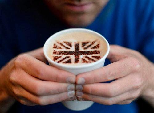 Кофе в Англии – старые привычки