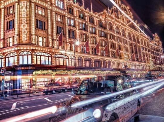 покупки с историей в Лондоне