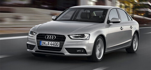За полгода Audi реализовала свыше миллиона автомобилей