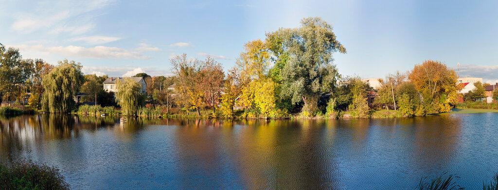 Парк, Рожище, Украина, Волынь