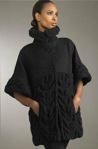 Элегантное межсезонье по-итальянски: пальто из Mani di Fata Наши воплощения