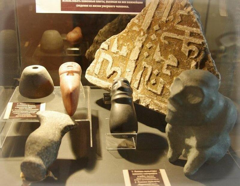 Раскопки на Аркаиме (19.09.2013)