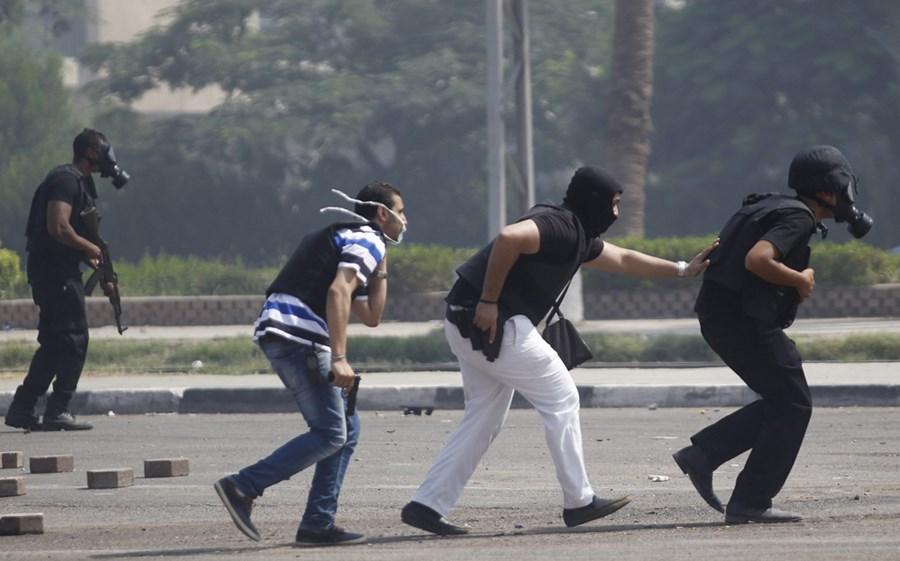 Кровавая бойня в Каире во время протестов 14 августа