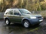 Контрактные двигатели Land Rover Freelander 1.8 16V