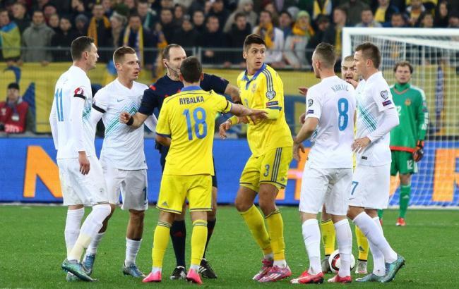 Словения— Украина: анонс, прогноз, где смотреть матч плей-офф Евро