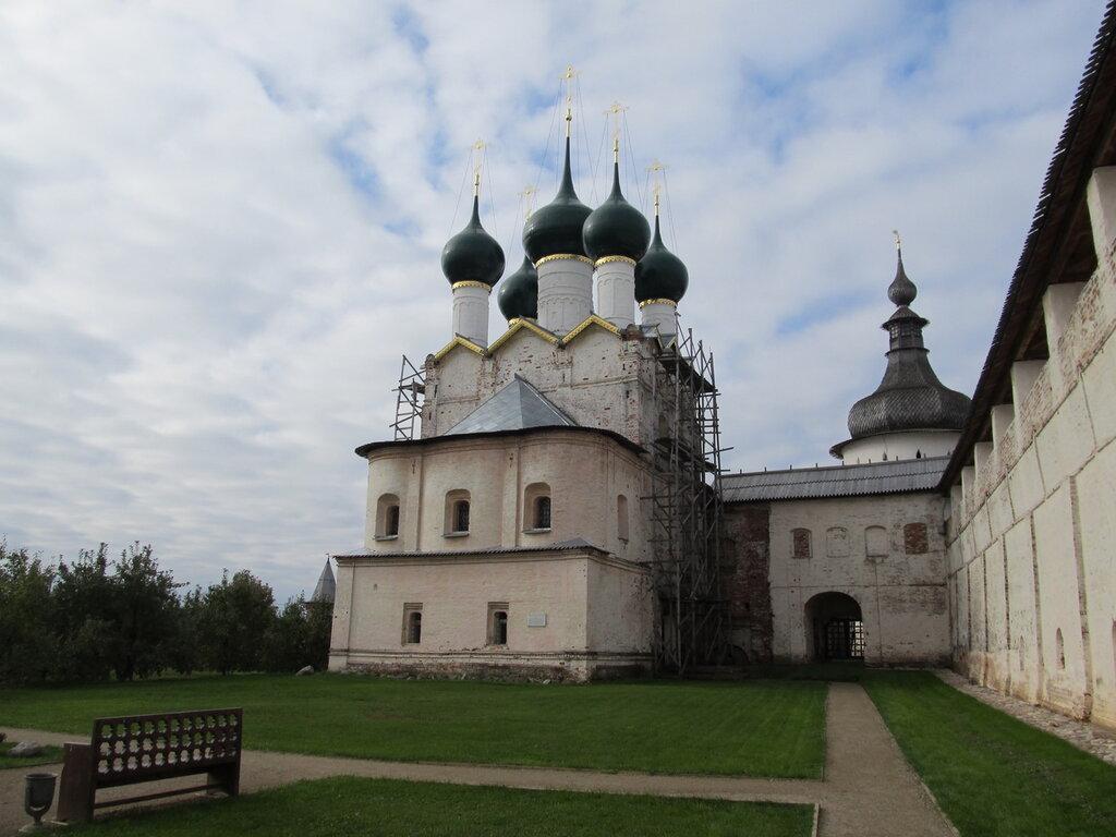 Ростов Великий Кремль 2013 год.