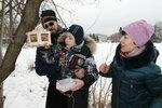 Акция Кормушка для птиц в Ивантеевском благочинии