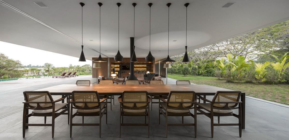 Марсио Коган, Marcio Kogan, Эдуардо Глисерио, Eduardo Glycerio, Studio MK27, Lee House, Diana Radomysler, частный дом в Сан-Паулу, особняк в Бразилии