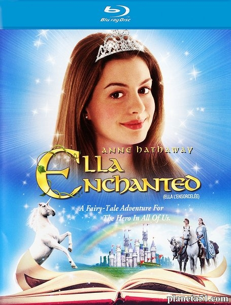 Заколдованная Элла / Ella Enchanted (2004/HDRip)
