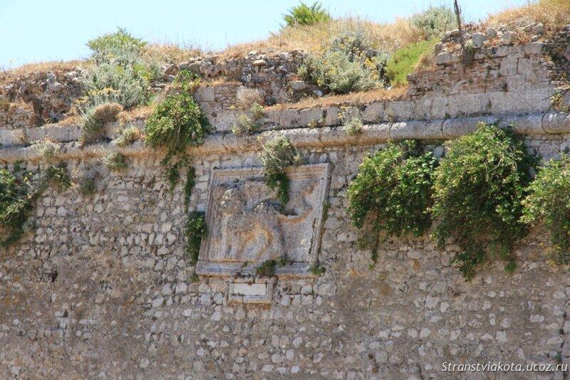 Пелопоннес, крепость Метони