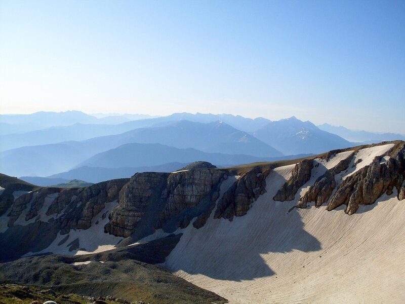 Кавказ, лето, фотографии Александра Кобезского