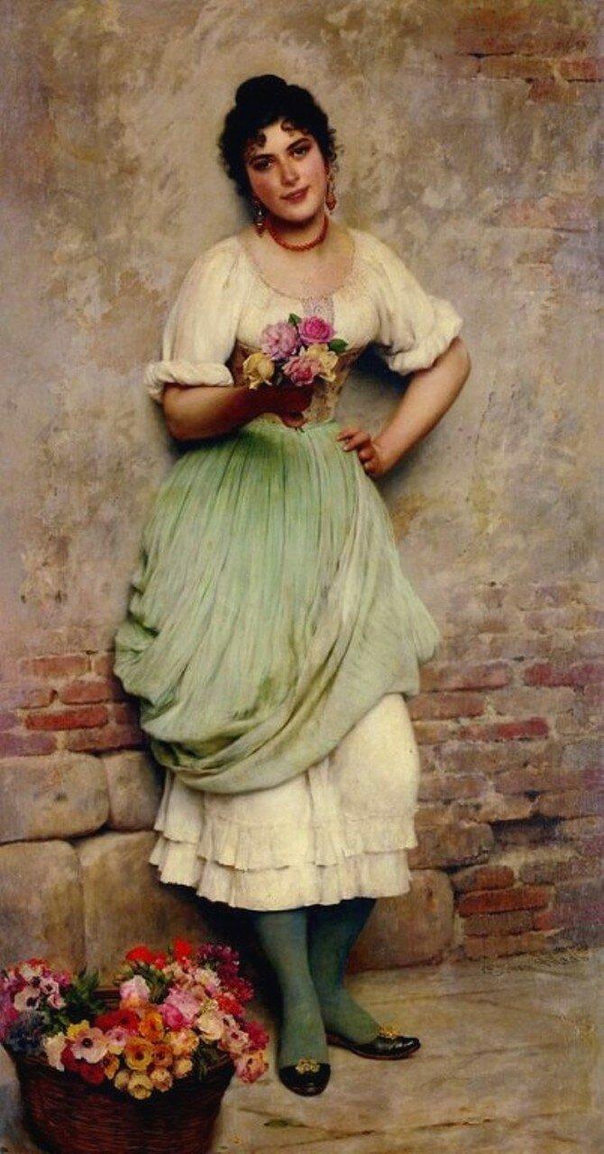 Eugene de Blaas (Италия, 1843 - 1932).jpg