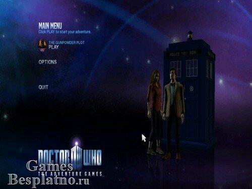 Doctor Who Episode 5: The Gunpowder Plot