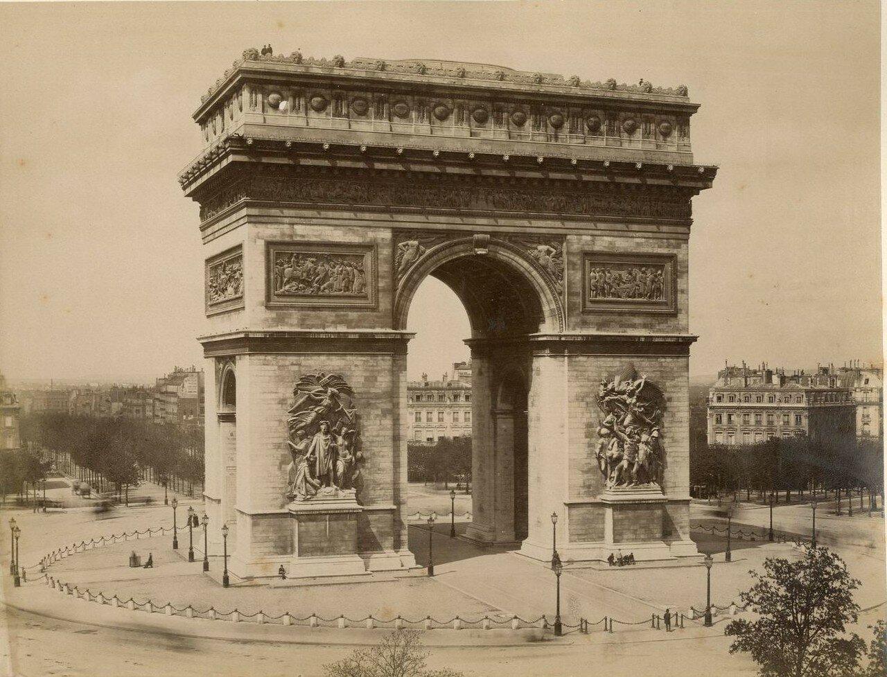 1880-е. Триумфальная арка