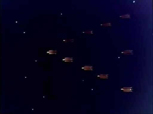 Атака космических сосисок
