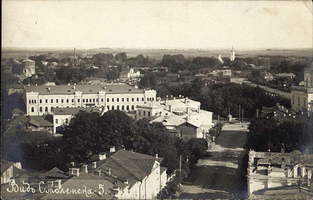 Панорама Смоленска 5