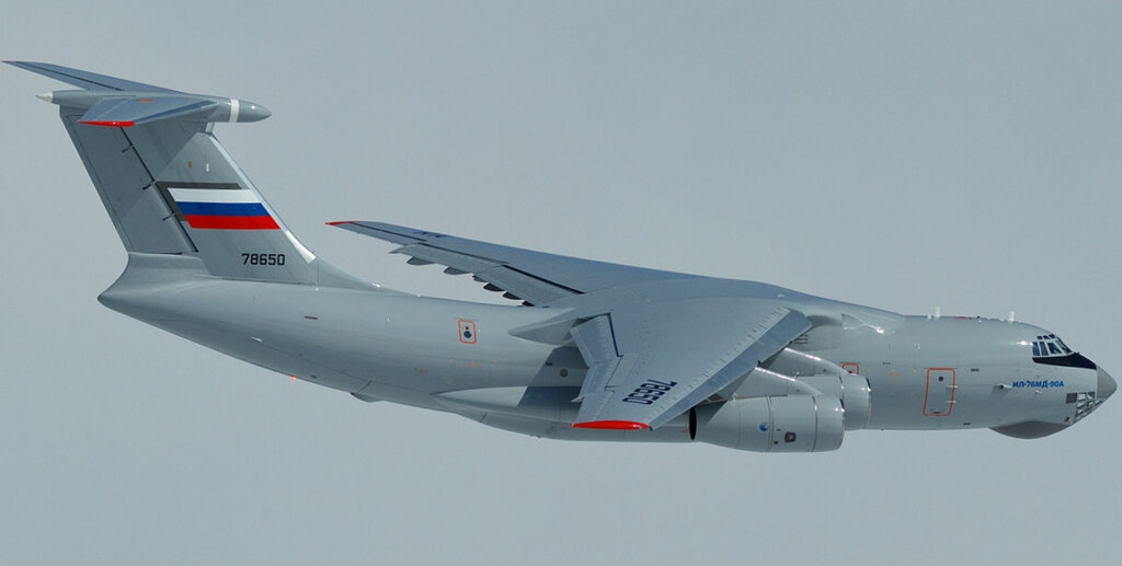 78650 Новая модификация Ил-76-МД-90А.jpg