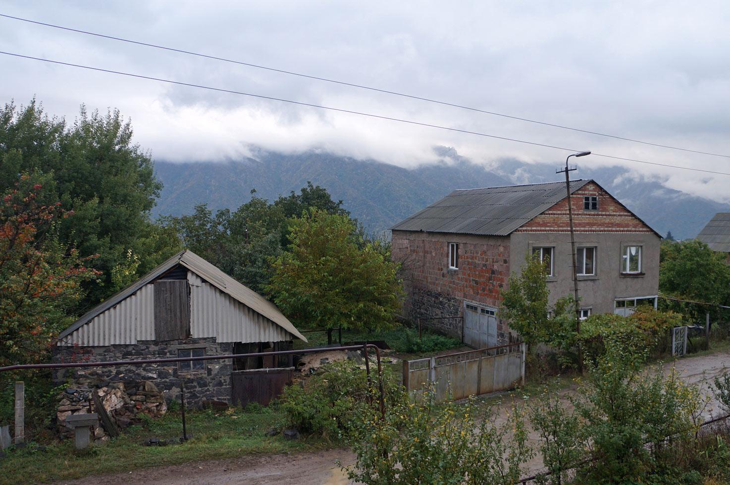 Из Армении в Грузию. Часть 3. Монастыри за облаками