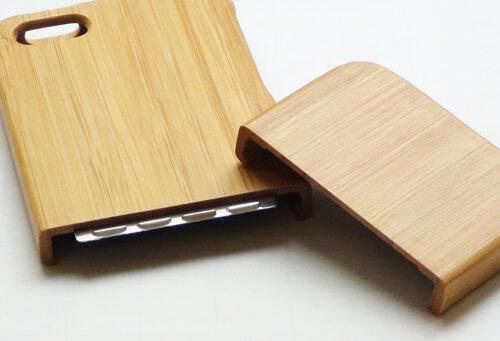 бамбуковый чехол для iphone