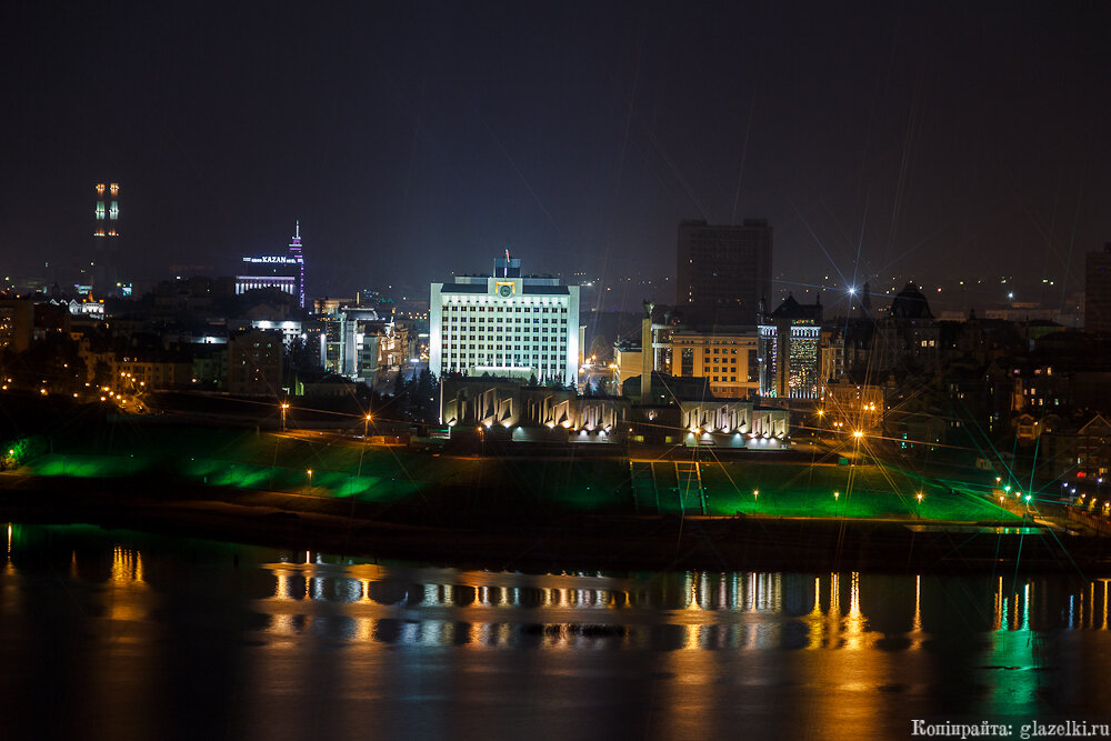 Здание Горсовета республики Татарстан.