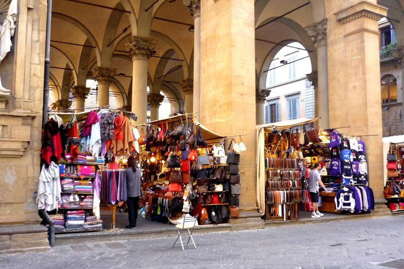 Италия 2011г. 27.08-10.09 613.jpg Loggia del Mercato Nuovo