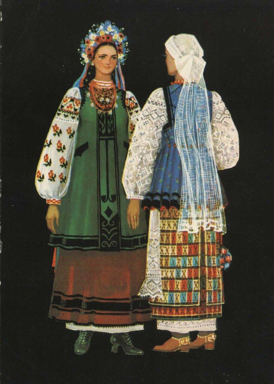 Старовинний український одяг картинки 10 фотография