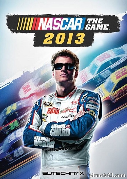 NASCAR: The Game 2013 (2013/ENG/Repack)