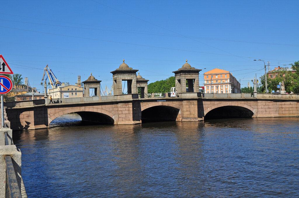 река Фонтанка