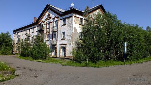 Фотография Инты №5140  Юго-западный угол Коммунистической 18 16.07.2013_12:16