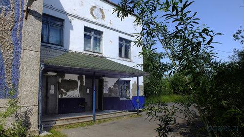 Фото города Инта №5232  Правая часть южной стороны ДК