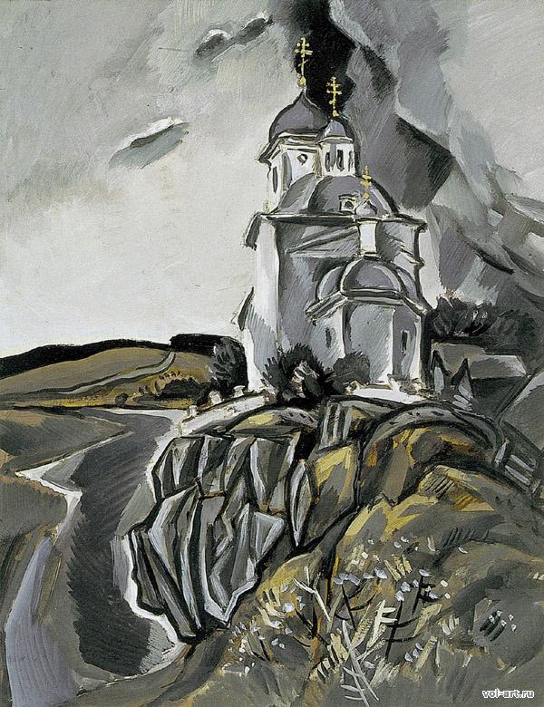 Уральский художник Виталий Волович. 85 сегодня!