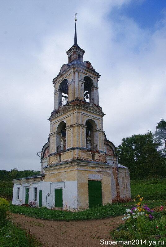 Ростов Великий - Церковь Спаса на Торгу