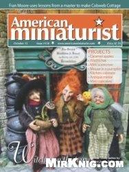 Журнал American Miniaturist - Issue 150