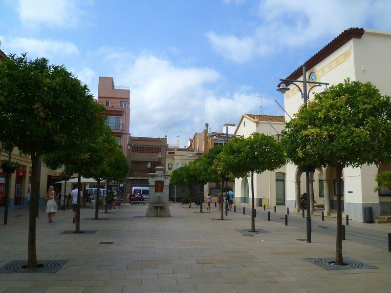 Испания, Пинеда де Мар (Spain, Pineda de Mar)