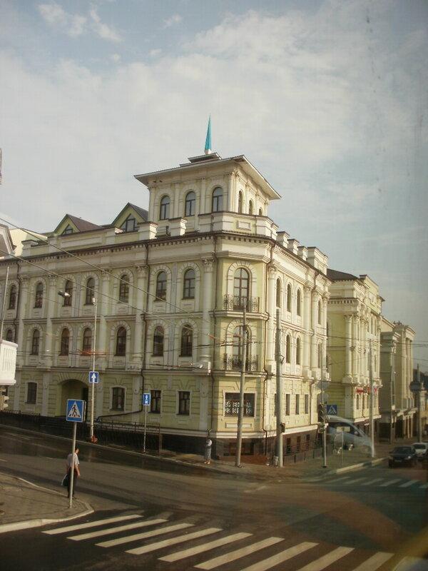Экскурсия на двухэтажном автобусе по Казани