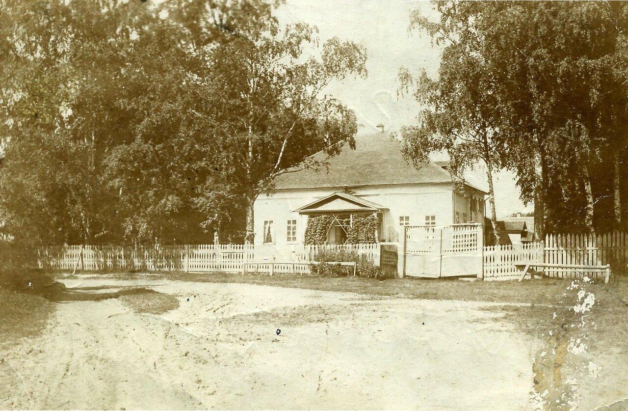 Село Никольское-Апухтино. Усадебный дом Голеновских