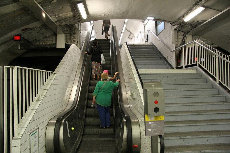 """Станция метро """"Château de Vincennes"""""""