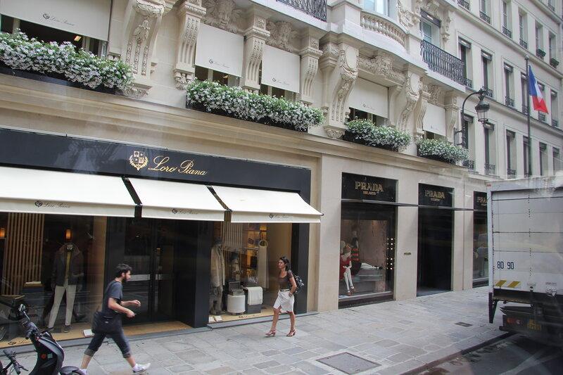 Улица Фобур-Сент-Оноре, Париж