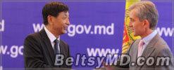 Правительство Китая предоставит Молдове очередной грант