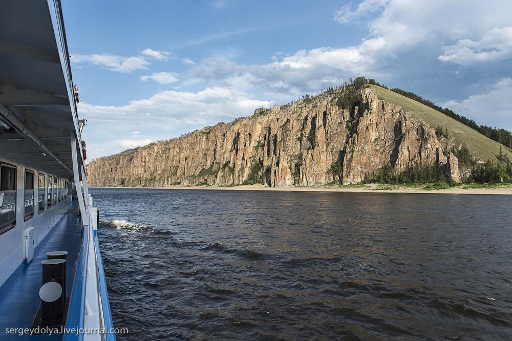 Якутия. Ленские столбы