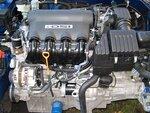 Двигатель Honda jazz